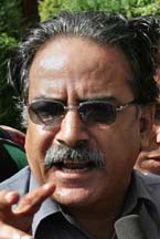 Prachanda elected as Napal's Prime Minister
