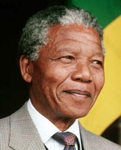Nelson Mandela was born in a village near umatata in the Transkei on the 18th July 1918