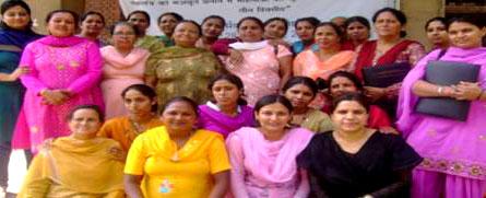 women to participate in active politics