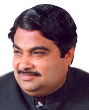 Shri Nitin Gadkari,National President,Bharatiya Janata Party