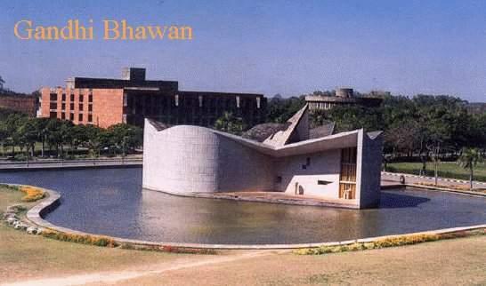Gandhi Bhawan, Panjab University, Chandigarh