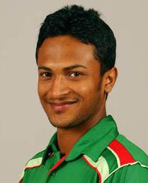 Bangladesh skipper Shakib Al Hasan