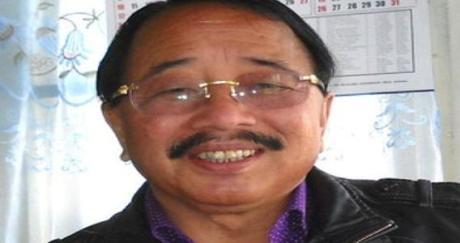 Nagaland Home Minister Imkong L Imchen
