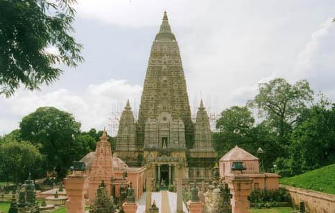 Maha Bodhi Temple complex