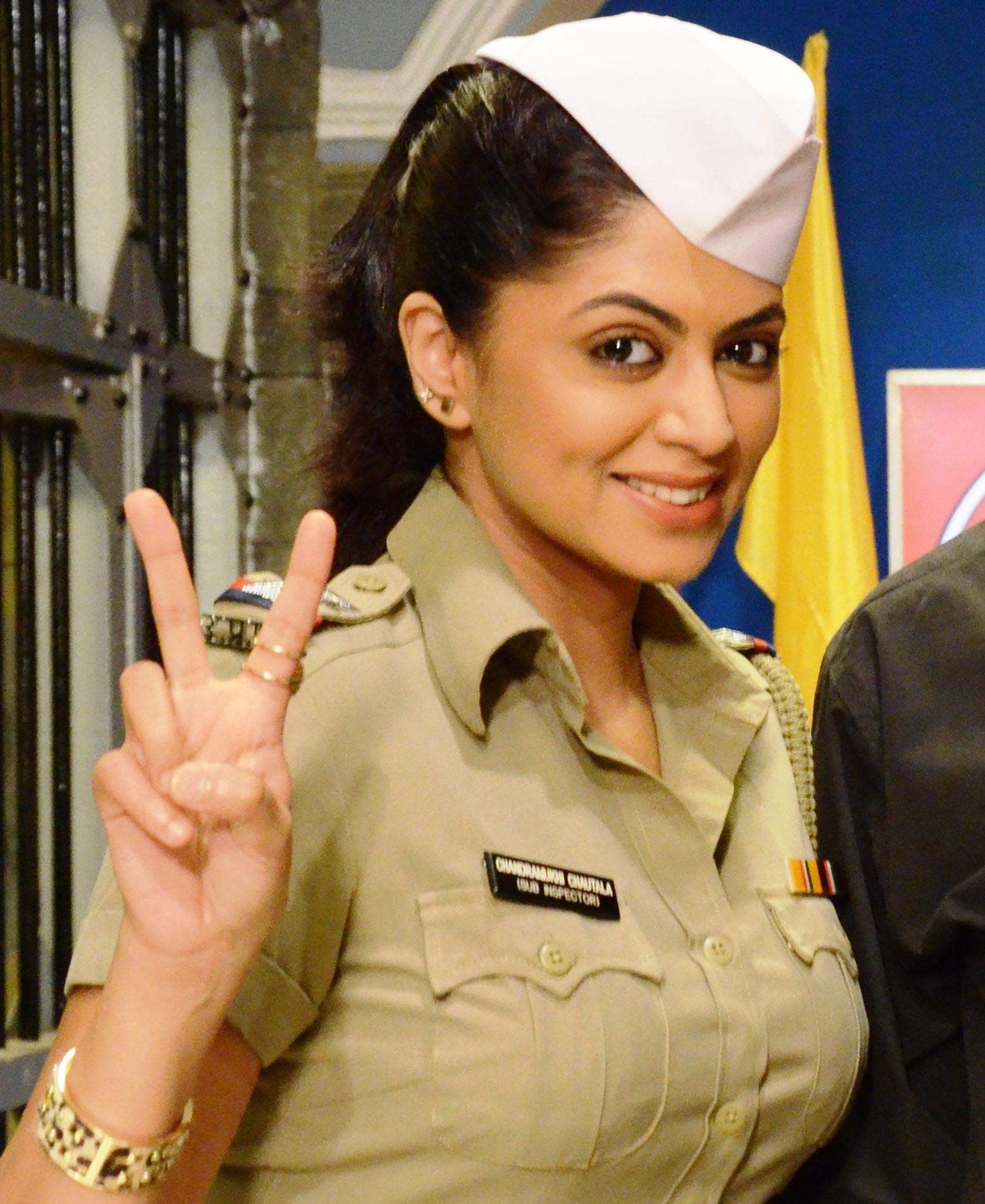<b>Kavita Kaushik</b> will comprae SAB Ke Anokhe Awards - Kavita-Kaushik