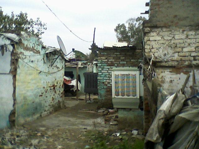 Slums in Chandigarh