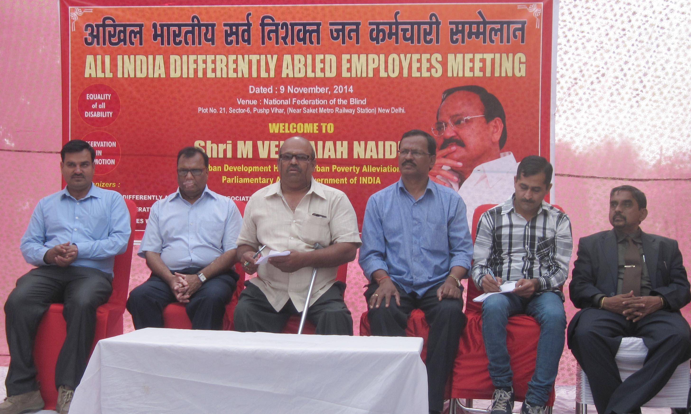 delhi meeting
