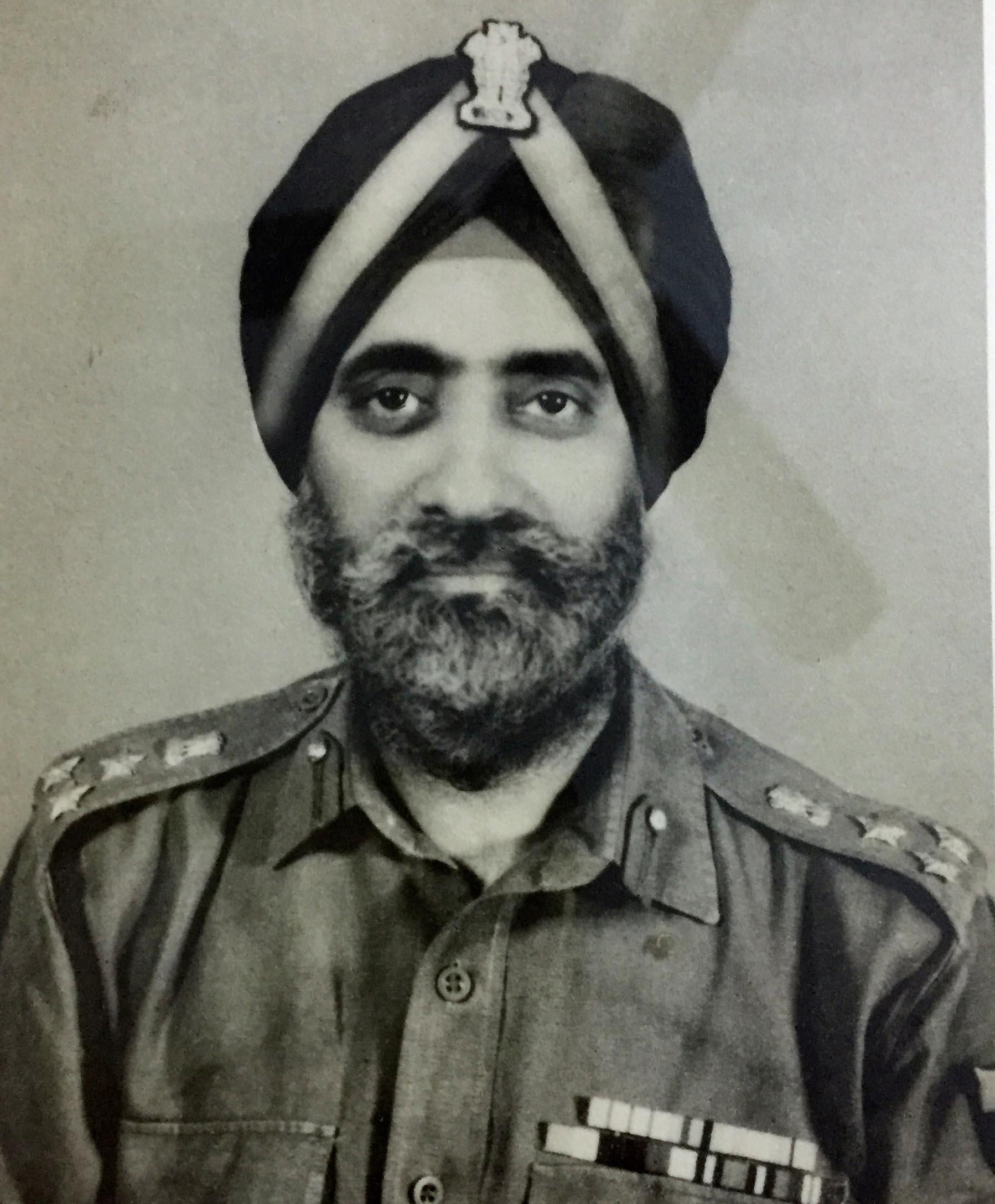 Brigadier Jarnail Singh Sandhu