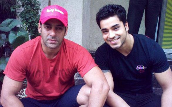 Gautam Gulati and Salman Khan - Pic 1
