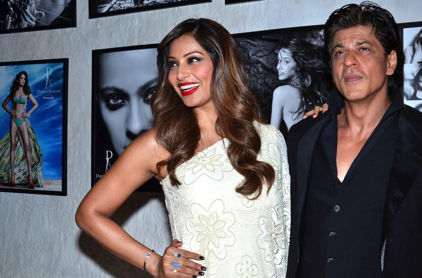 Shahrukh and Bipasha