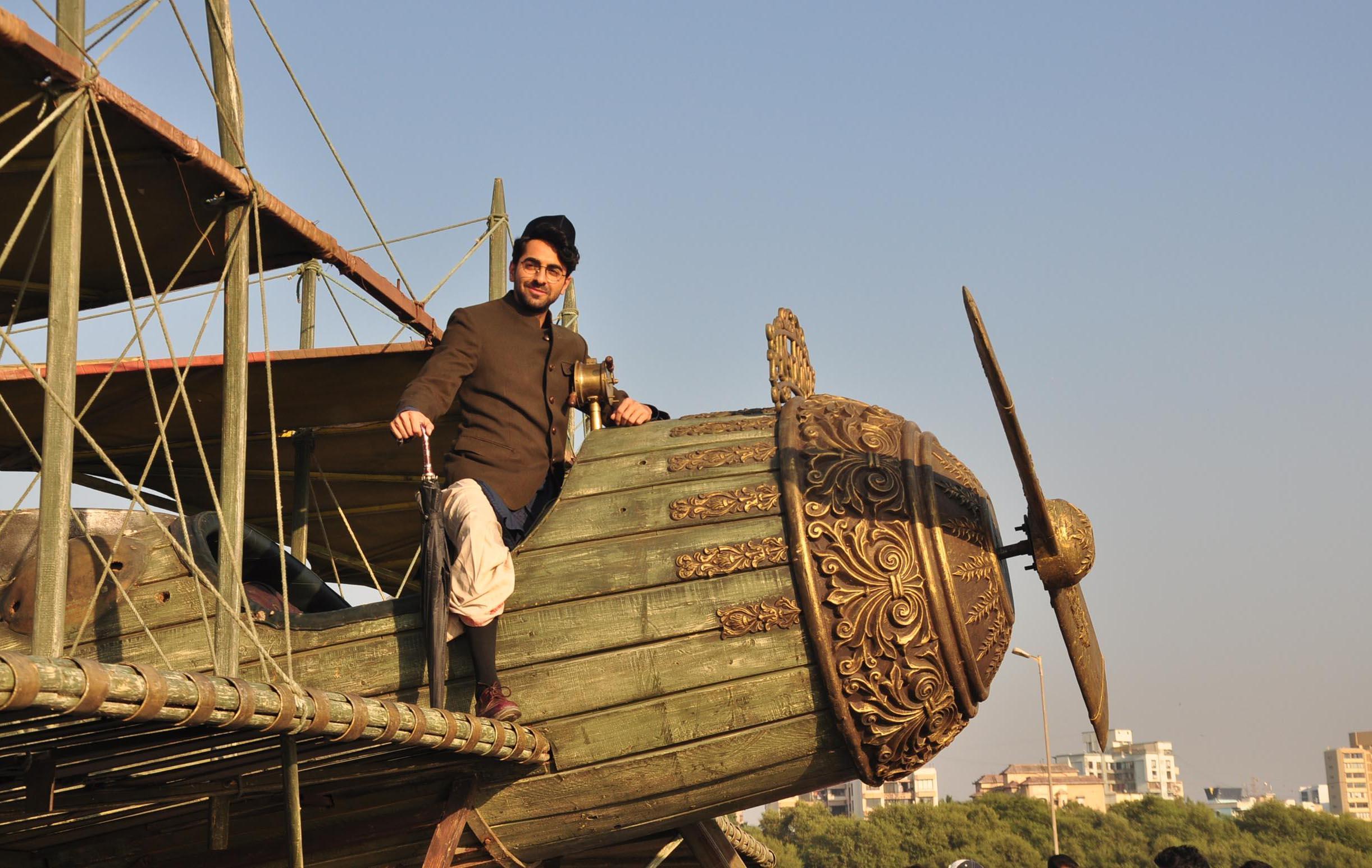 Shivkar Talpade's plane 2