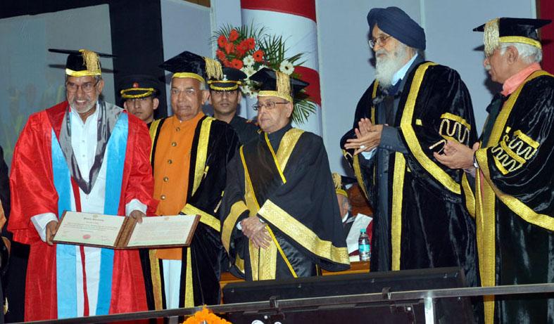 Kailash Satyarthi ji at pu