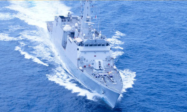 INS Sumitra, Indian Navy