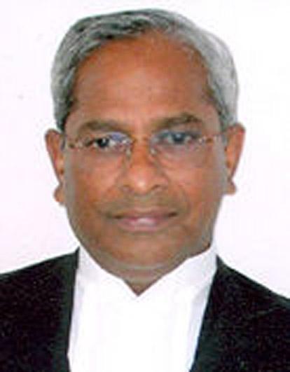Justice M Jeyapaul of Punjab and Haryana High Court