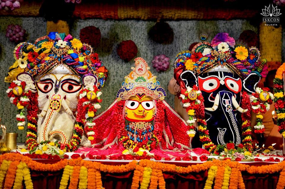 Ganesha Vesha of Lord Jagannatha
