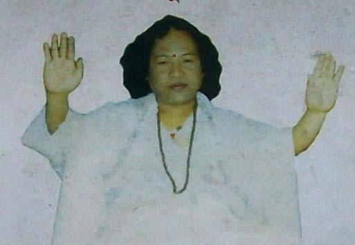 Swami Shanti Kali Maharaj