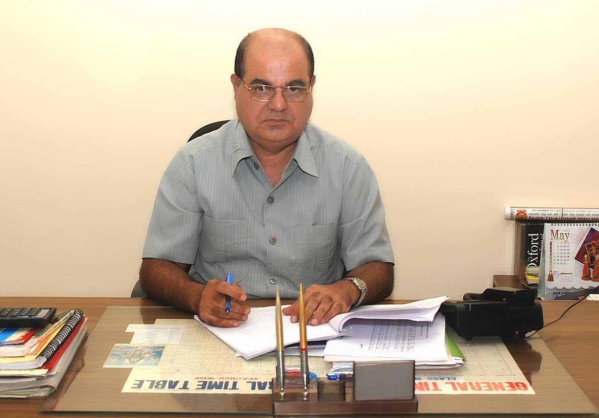 B.S Kanwar