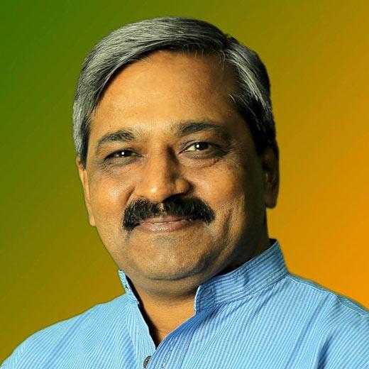 Satish Upadhyay,bjp