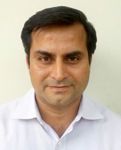 Amit Sharma, BJP