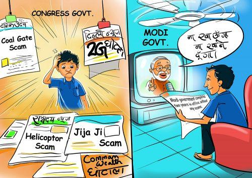 Modi Ji two year 16