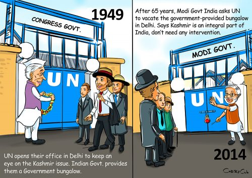 Modi Ji two year 25