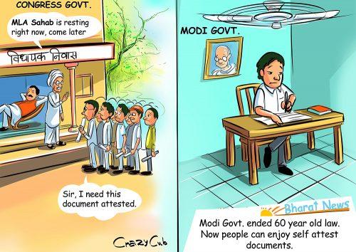 Modi Ji two year 8