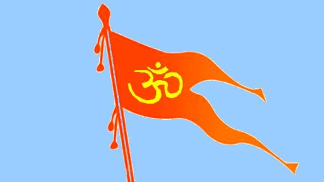 hindu flag - The India...