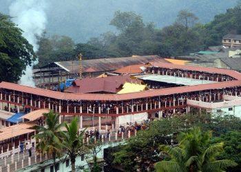 Kerala's Sabrimala temple