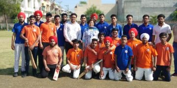 Inter house Cricket Tournament