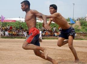 Rural Sports at Dadu Majra,Near Chandigarh